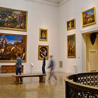 Photo of a gallery in the Minneapolis Institute of Arts