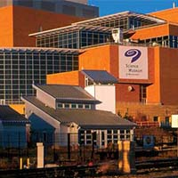 Photo of the exterior of the Science Museum of Minnesota