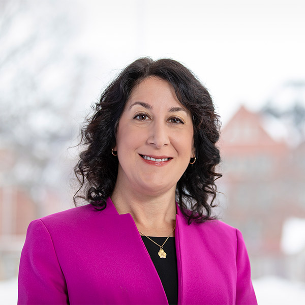 Dr. Suzanne Rivera, Macalester's 17th President