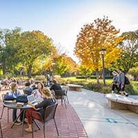 Photo of Bateman Plaza
