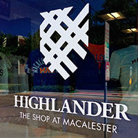 Photo of the exterior of the Highlander