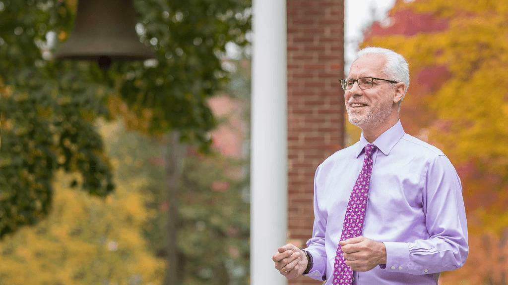 President Brian Rosenberg