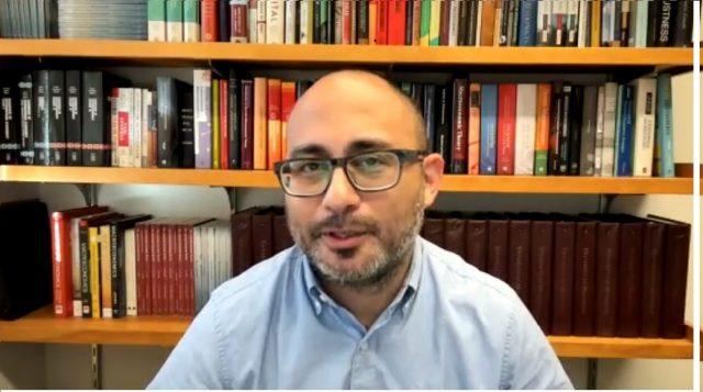 Fall Visit Days Professor Solis-Garcia