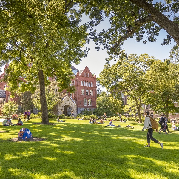 Macalester Great Lawn