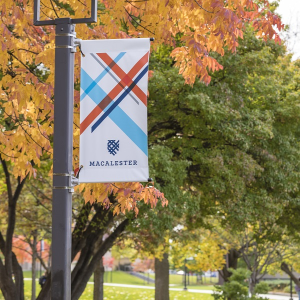 Fall Sign Macalester