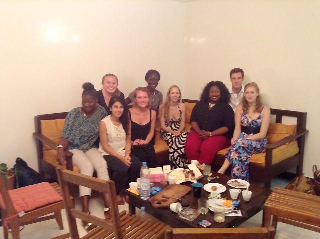 MAC in the City 2013: Dakar, Senegal