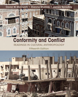 Cover: Conformity and Conflict - Dianna Shandy