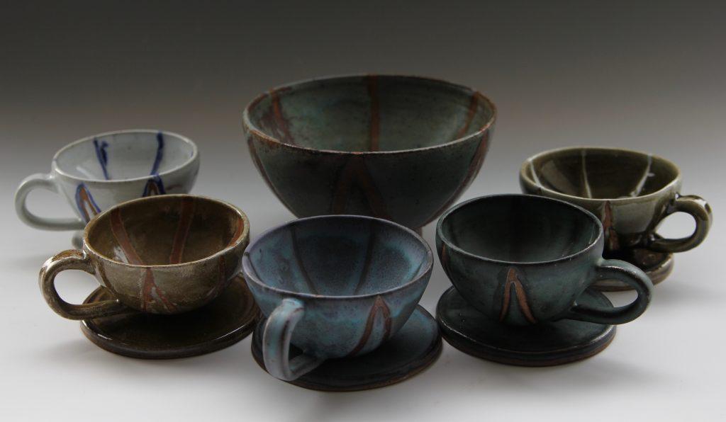 Elena Baker, Ceramics