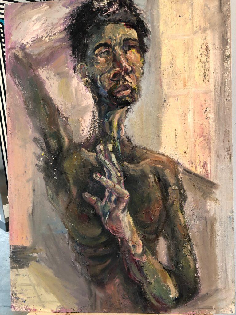 Fan Zhang, Painting