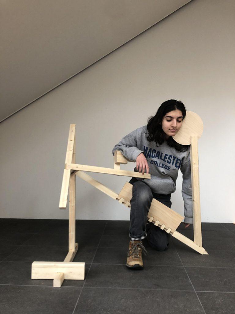 Leen Diab, Sculpture