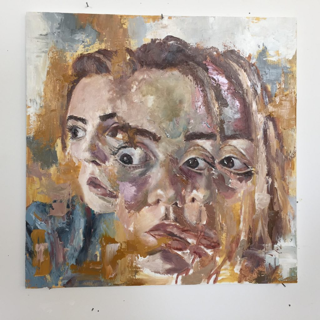 Lindsey Lohman, Painting