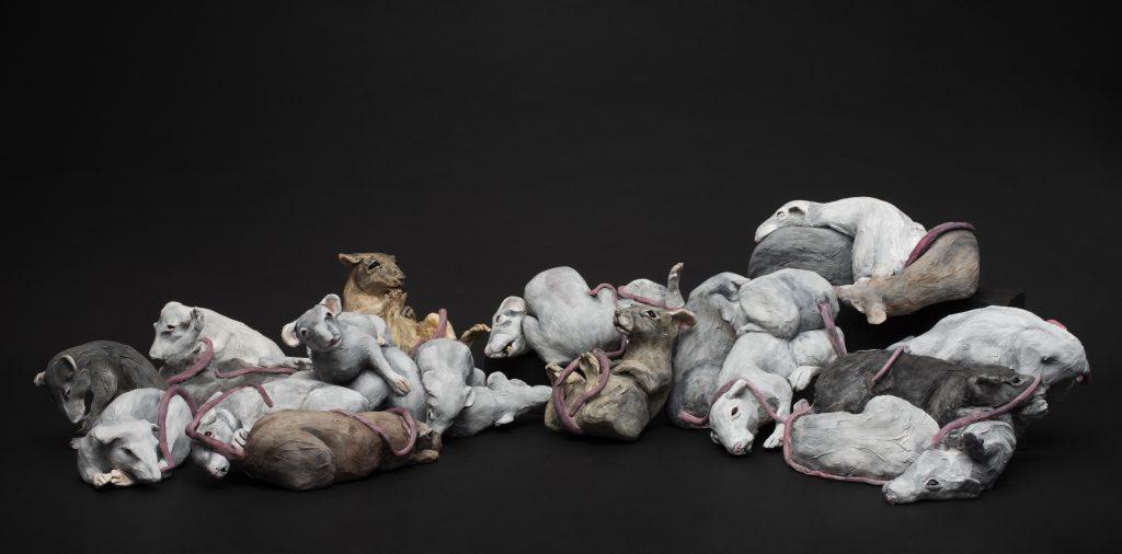 Manya Jacobson, Ceramics