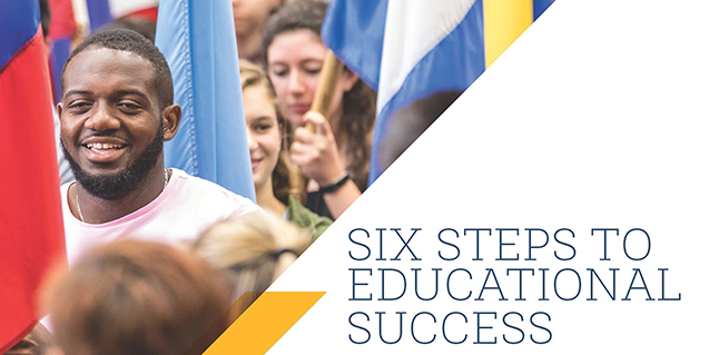 Six Steps to Educational Success