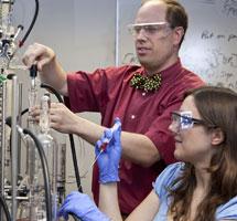 Paul Fischer's lab