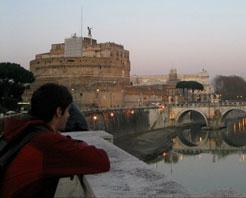 Joey Frankl in Rome & Alexandria