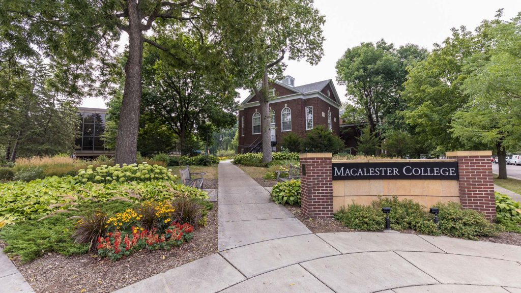 Macalester campus