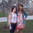 Anna French and Abbie Shain