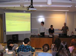 Senior Seminar EnviroThursday Presentation