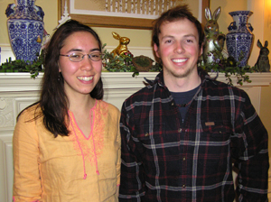 2014 Environmental Studies Award Winners