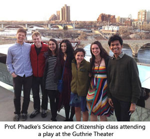 Science and Citizenship Class Field Trip