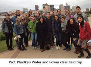 Water And Power Class Field Trip
