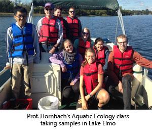 Aquatic Ecology Class