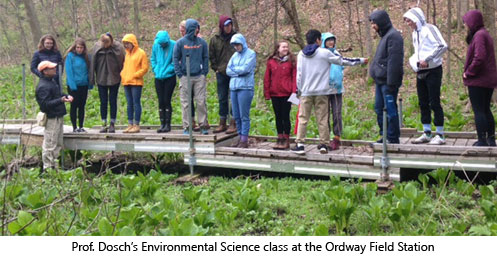 Environmental Science Class