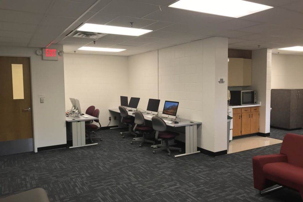 Doty computer lab