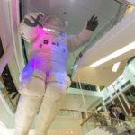 3 story astronaut suit