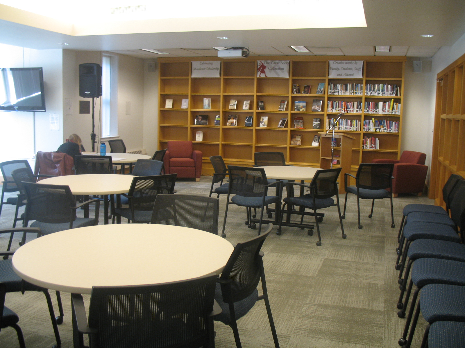 Policies: Harmon Room Use - DeWitt Wallace Library - Macalester ...
