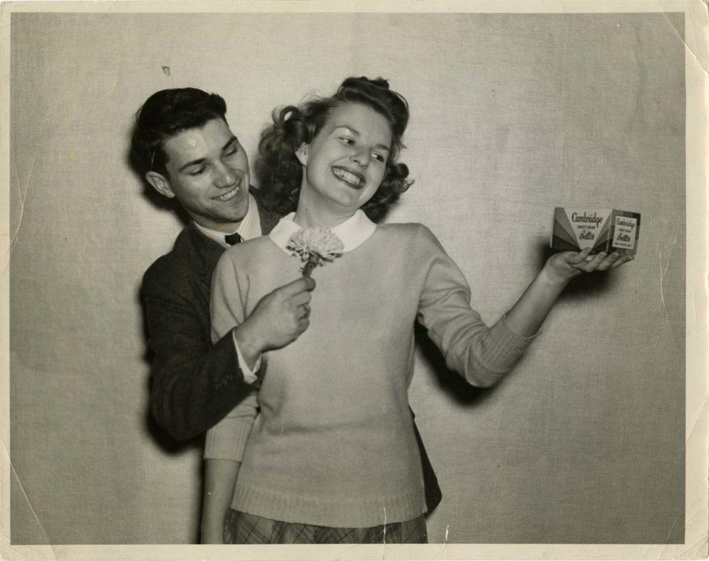 Butter photo, circa 1940s