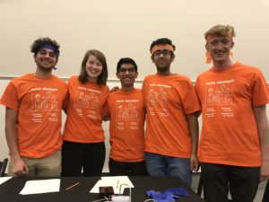 Math Jeopardy Team 2018