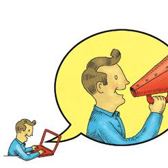 social media spreading ideas