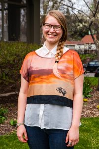 Graduating senior selected for Udall Congressional Internship