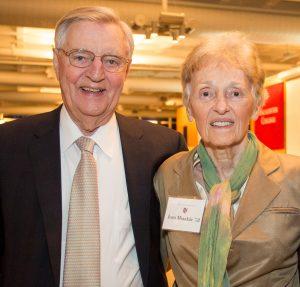Macalester Board approves naming new Studio Art Building after alumna Joan Mondale