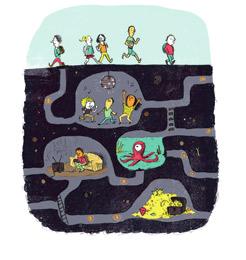 Secret tunnels lie beneath campus