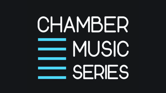 Chamber Music Series logo