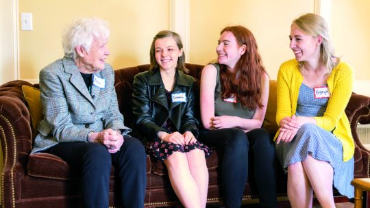 Image from Intergenerational learning