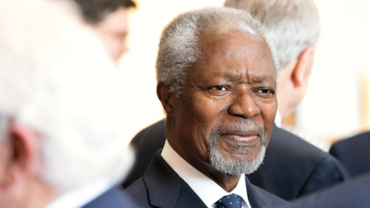image of kofi Annan