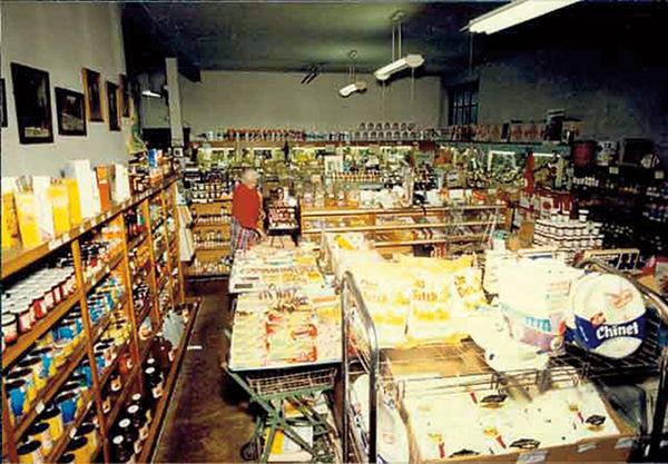 Inside Raess Market