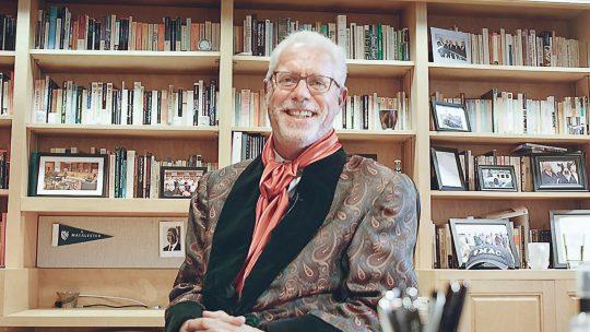 Photo of Brian Rosenberg
