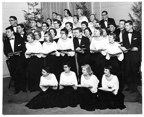 Drama Choros (1955)