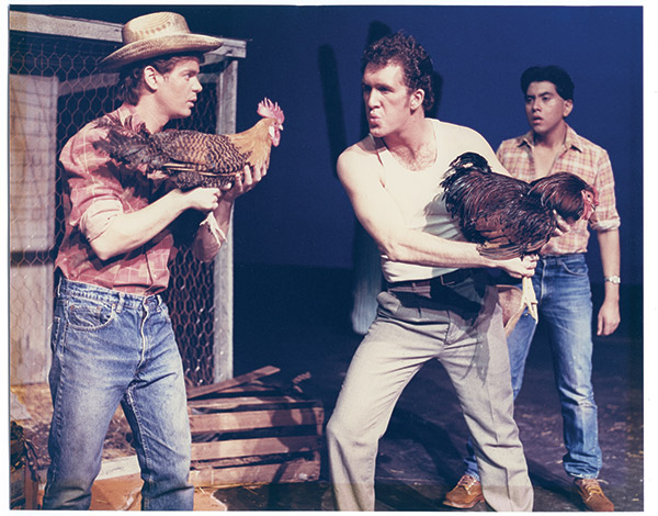 """Roosters"" (1988)"