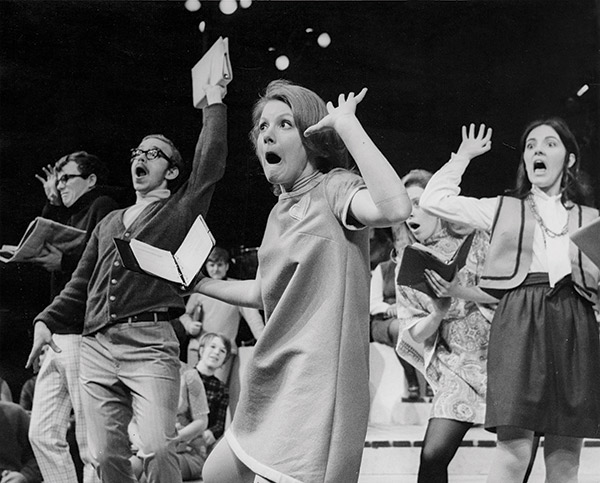 Drama Choros (1967)