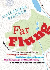 """Book cover of """"Far Flung"""""""