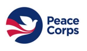 Peace Corp Badge