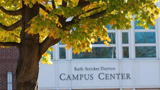 Ruth Stricker Dayton Campus Center