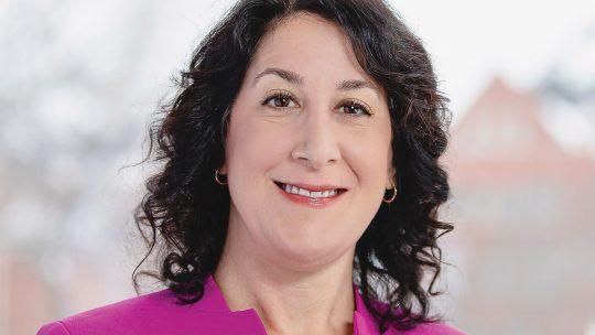 Photo of Dr. Suzanne Rivera