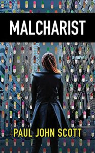 """Cover of the book """"Malcharist"""""""