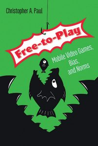 """Book cover of """"Free to Play"""""""